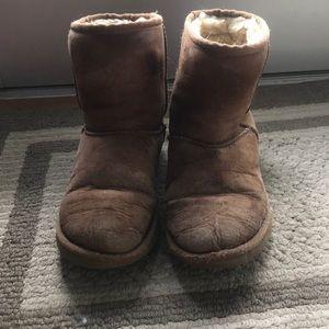 Classic Ugg Sheepskin Boots
